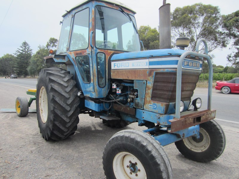 ford 6700 tractor 656058 019