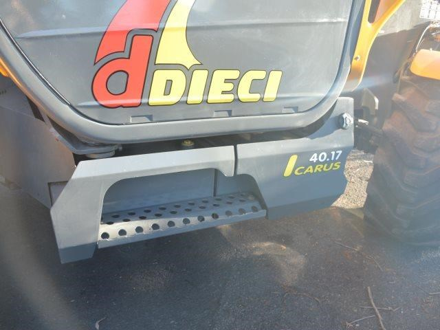 dieci 40.17 avail jib, wheel, bkt 657417 059