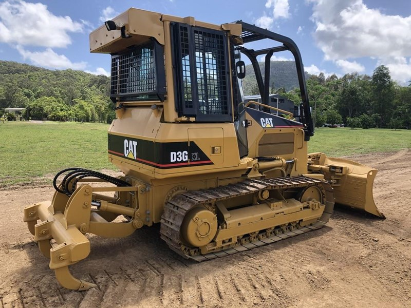 caterpillar d3g xl 662250 009