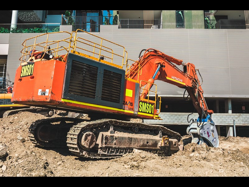 xcentric xr42 mining series rippers (suitable for 32t+ carriers) exclusive to boss attachments 581955 009