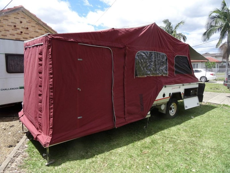 pioneer camper trailers sundowner rv off-road hard floor 663792 007
