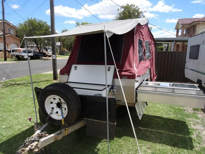 pioneer camper trailers sundowner rv off-road hard floor 663792 001