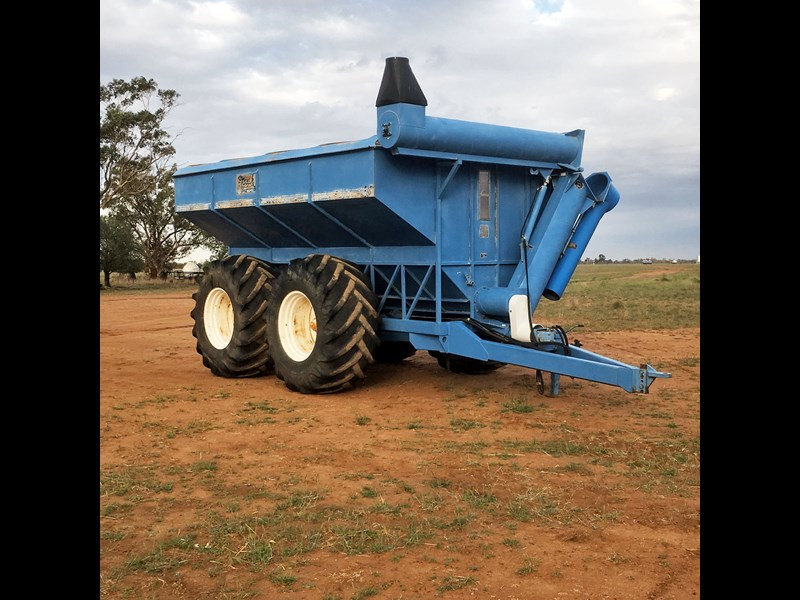 FINCH CHASER BIN for sale