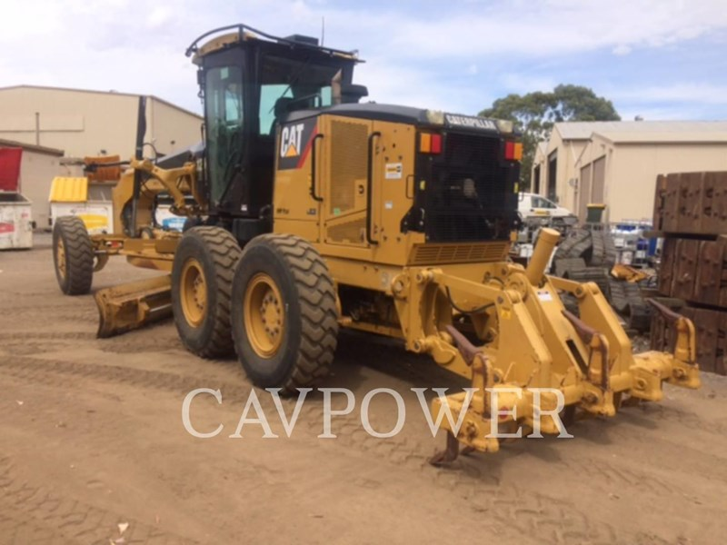 caterpillar 120mawd 601636 009