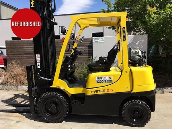 hyster h2.5tx 664542 001