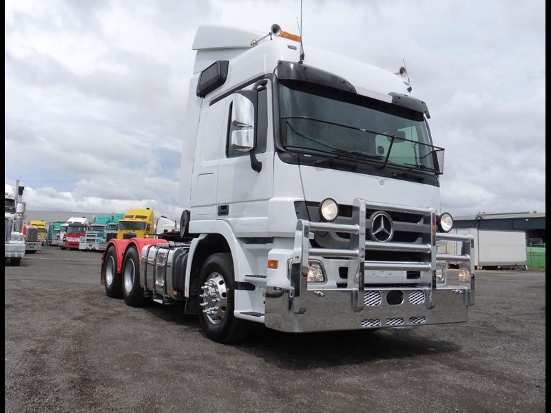 2013 MERCEDES-BENZ ACTROS 2660 for sale