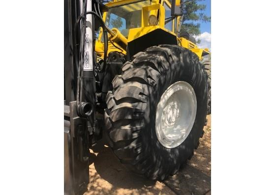 liftking lk1600 all terrain 4wd container handler 599440 015