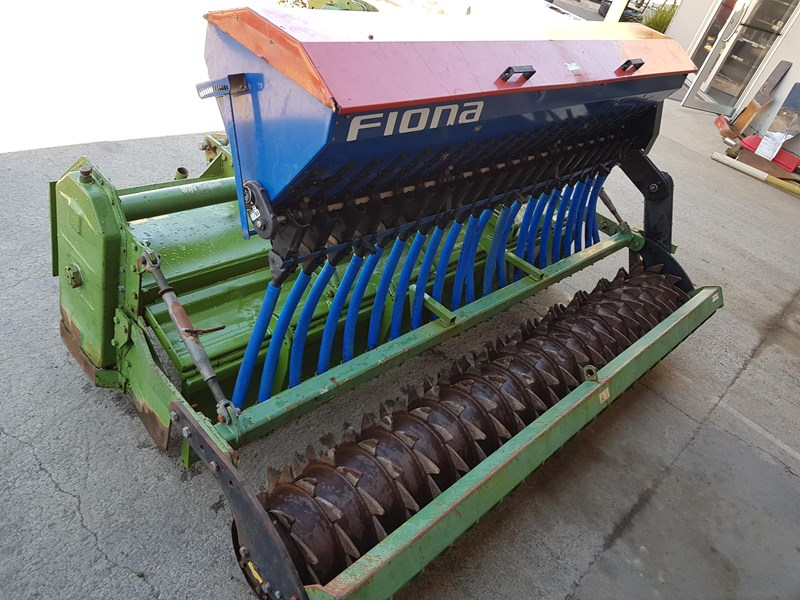 celli pioneer 140/255 spike rotor & seedbox 665760 005