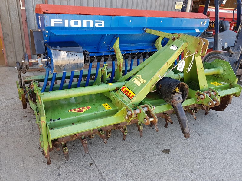 celli pioneer 140/255 spike rotor & seedbox 665760 001
