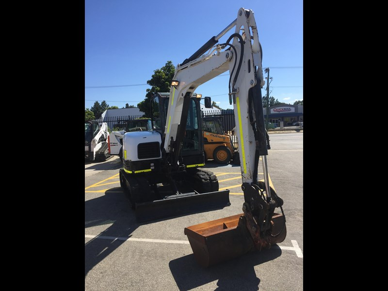 bobcat e60 - good condition - price reduced 599218 007
