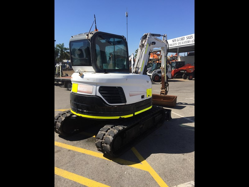 bobcat e60 - good condition - price reduced 599218 011