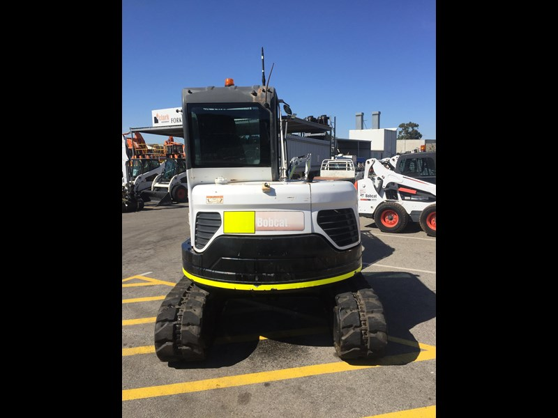 bobcat e60 - good condition - price reduced 599218 013