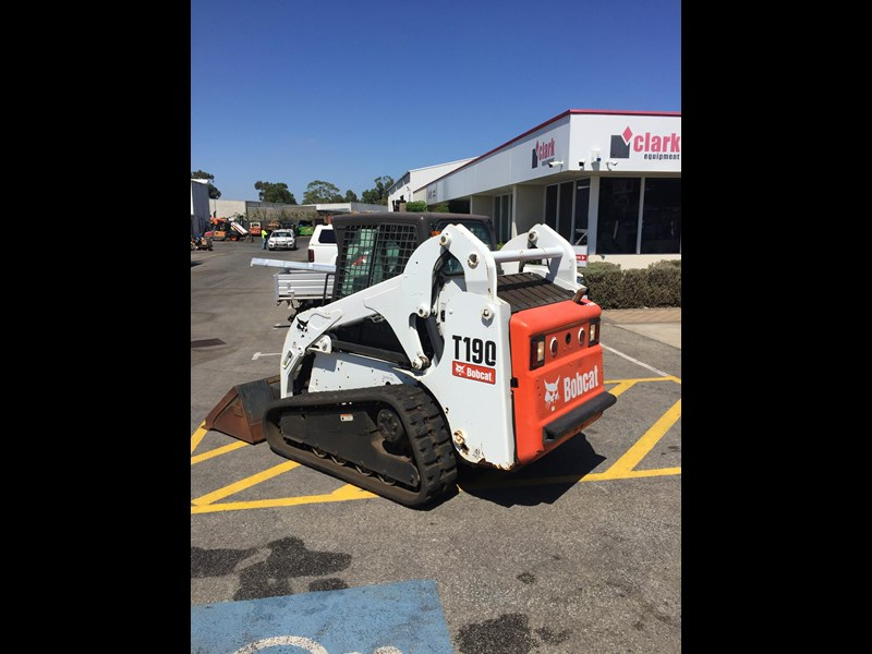 bobcat t190 - price reduced 458862 007