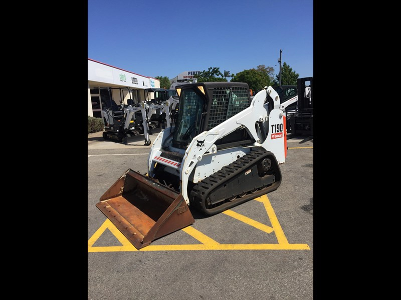 bobcat t190 - price reduced 458862 009