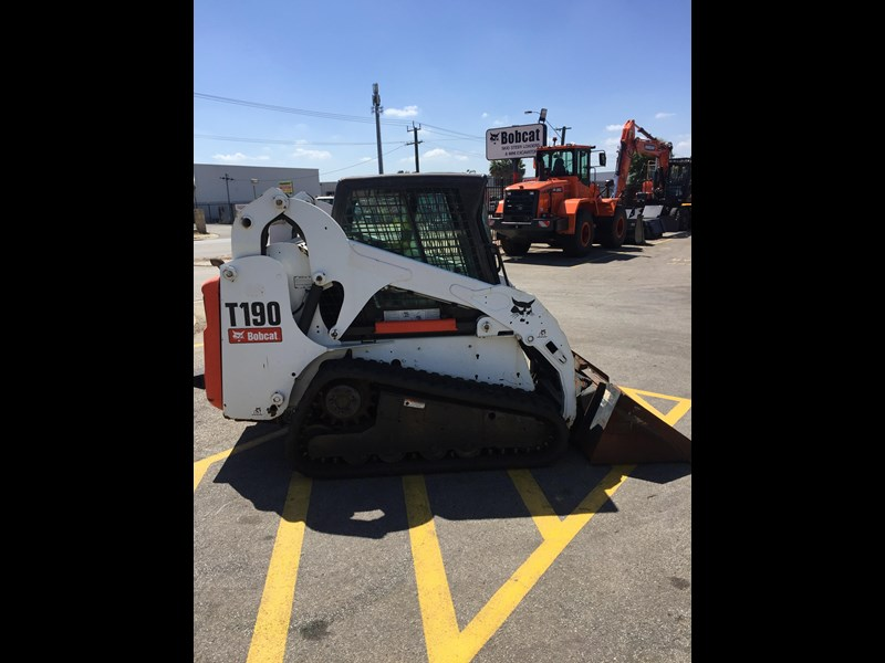 bobcat t190 - price reduced 458862 013