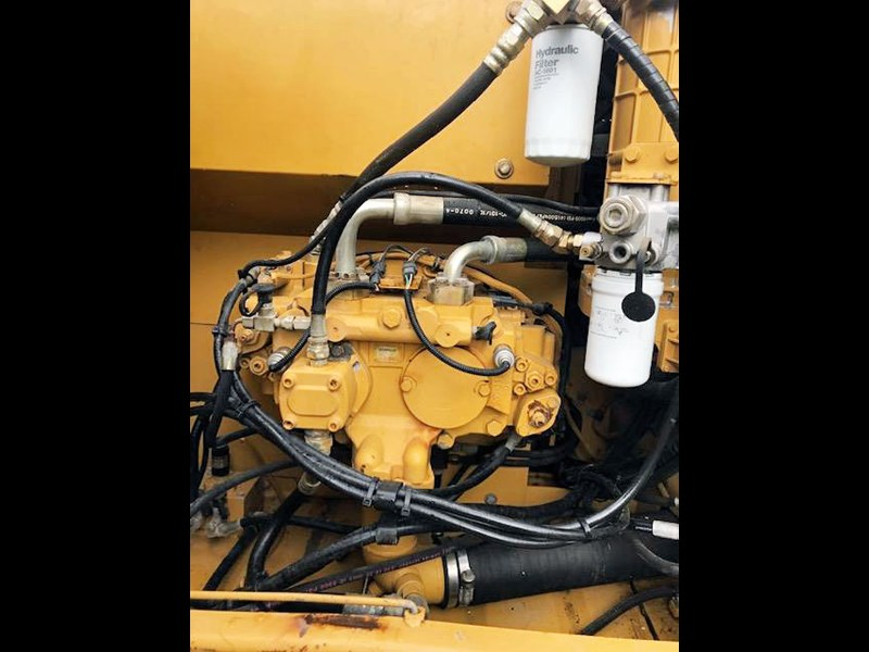 caterpillar 320cl 657321 011