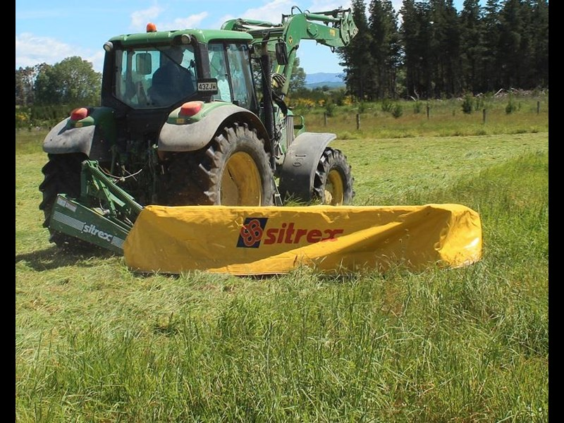sitrex dm8 disc mower 671484 001
