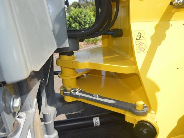 wacker neuson wl52 forks bucket - price reduced 625939 055