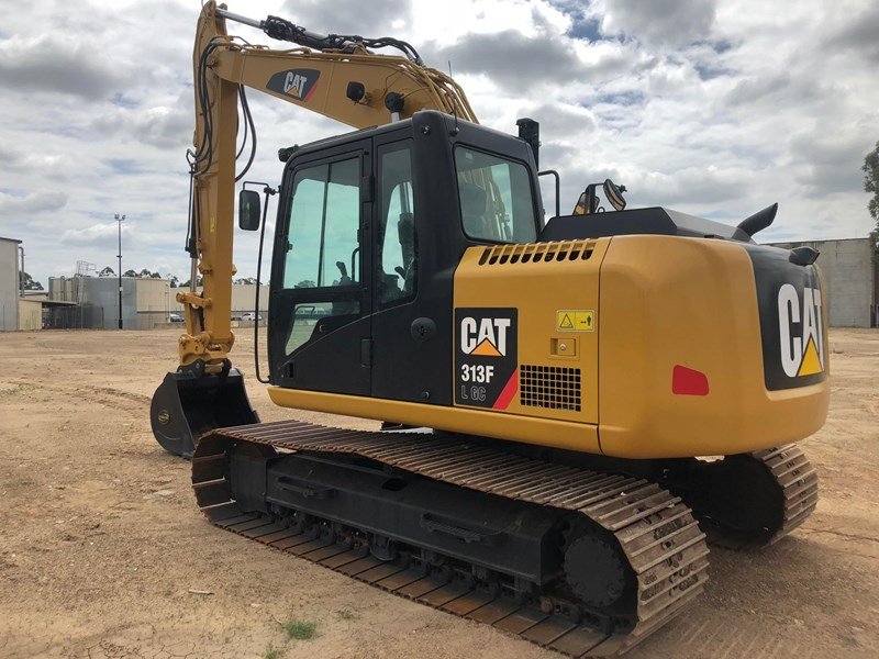 caterpillar 313fl 671881 007