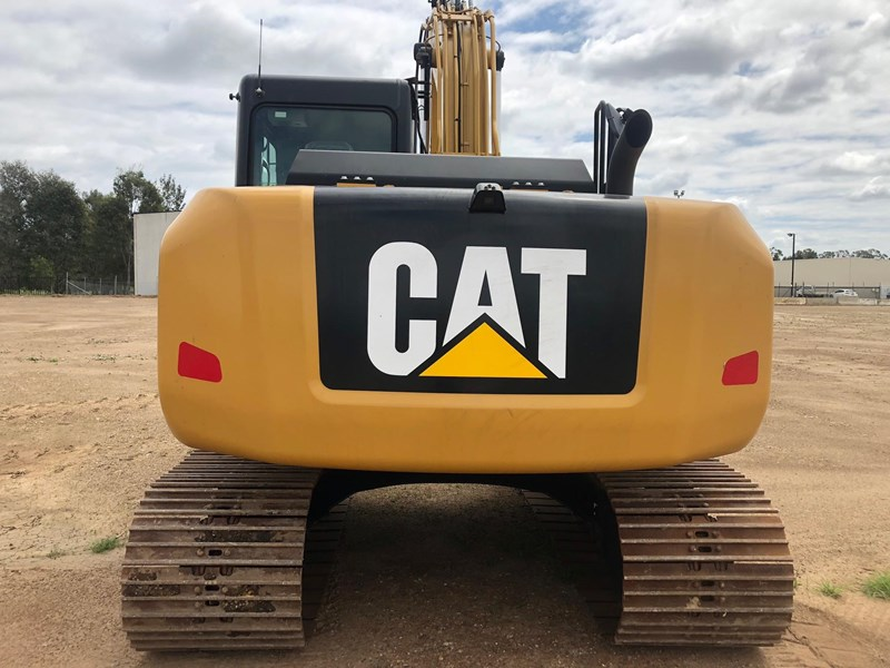 caterpillar 313fl 671881 009