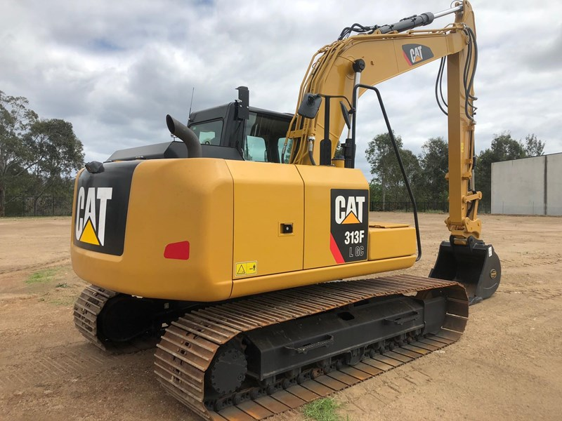 caterpillar 313fl 671881 011