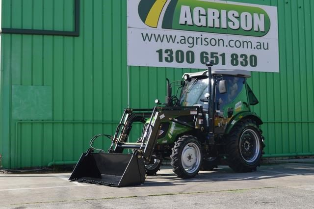 agrison 70hp cdf cabin tractor 673312 001