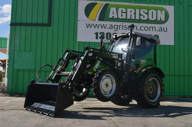 agrison 70hp cdf cabin tractor 673312 059
