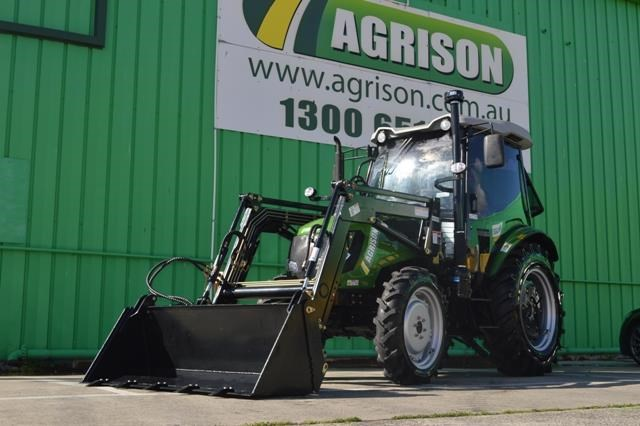 agrison 70hp cdf cabin tractor 673316 007