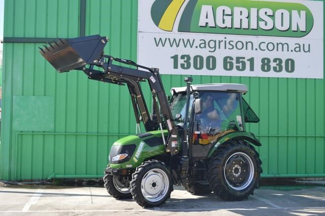 agrison 70hp cdf cabin tractor 673316 009