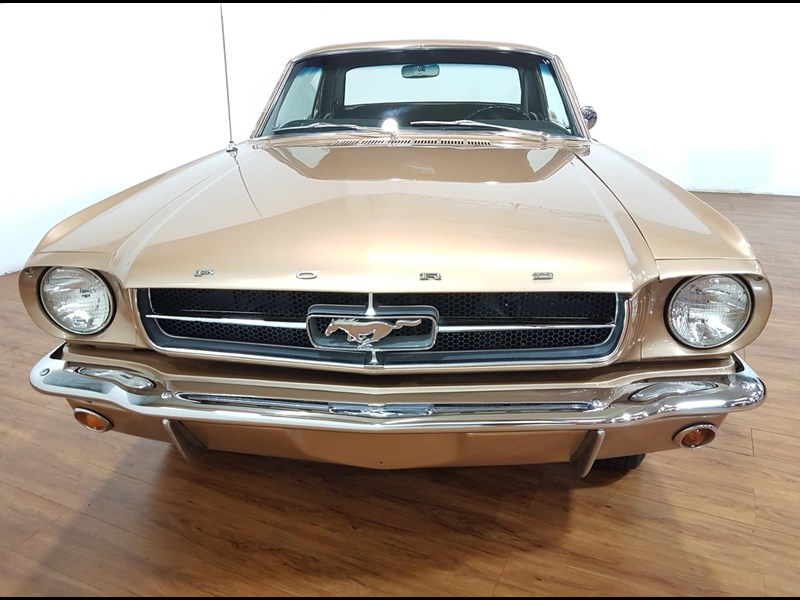 1965 FORD MUSTANG K-code 289 HiPo for sale