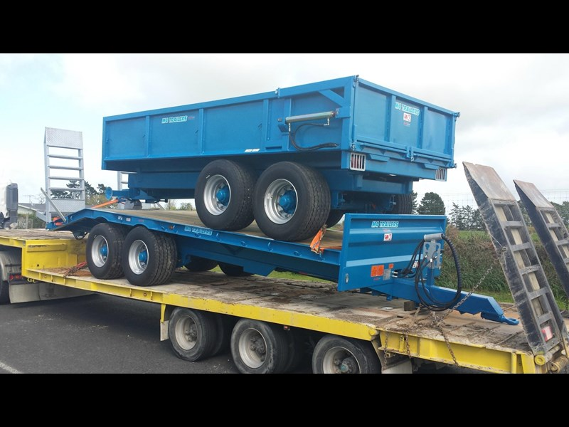 m4 14 tonne low loader 173295 013