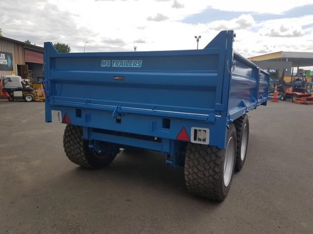 m4 12t drop-side tipper 188001 021