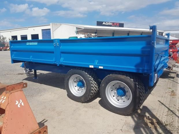 m4 12t drop-side tipper 188001 025