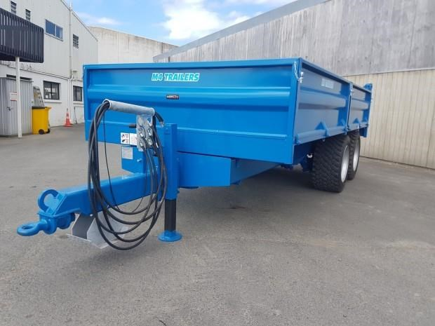 m4 12t drop-side tipper 188001 027