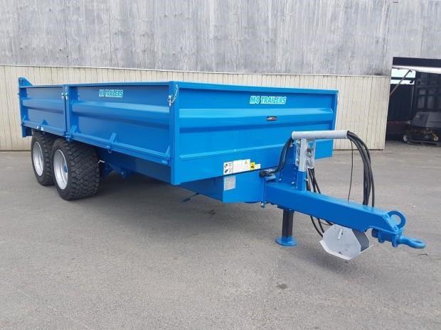 m4 12t drop-side tipper 188001 039
