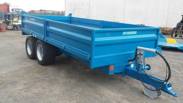 m4 14t drop-side tipper 291791 003