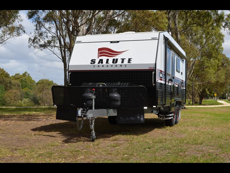 "other salute caravans sabre 20ft 6"" semi off road 676469 003"