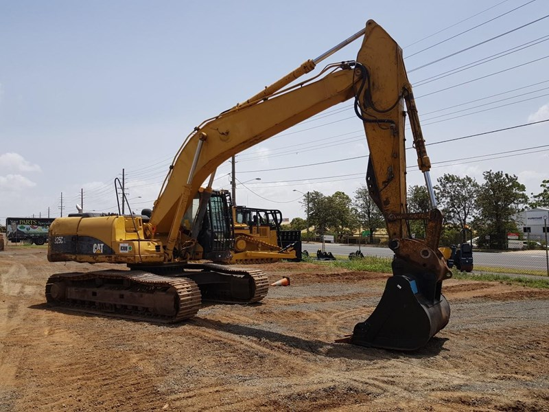 caterpillar 325cl 639043 003