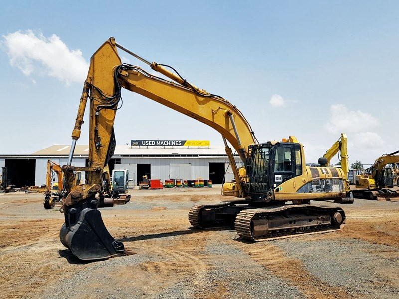 caterpillar 325cl 639043 001