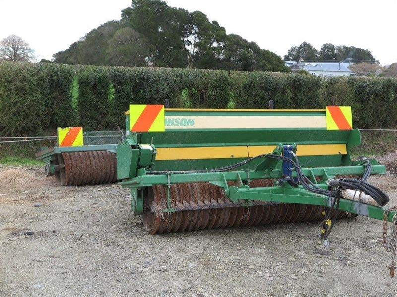aitchison roller drill 9 foot 679110 005