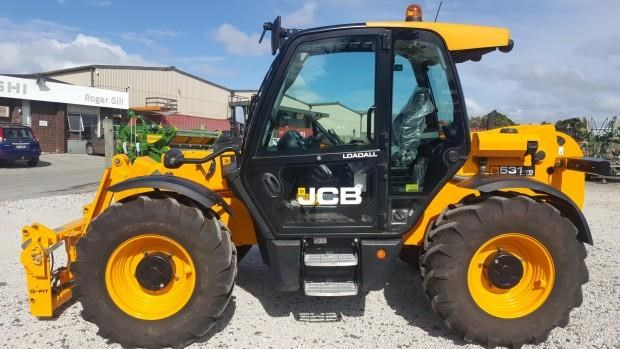 jcb loadall 531-70 652224 001
