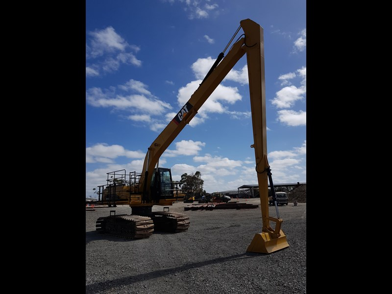 caterpillar 329dl long reach 573544 015