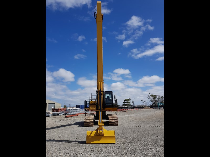 caterpillar 329dl long reach 573544 017