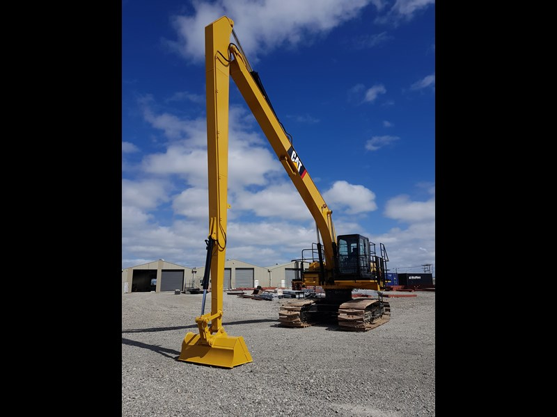 caterpillar 329dl long reach 573544 019
