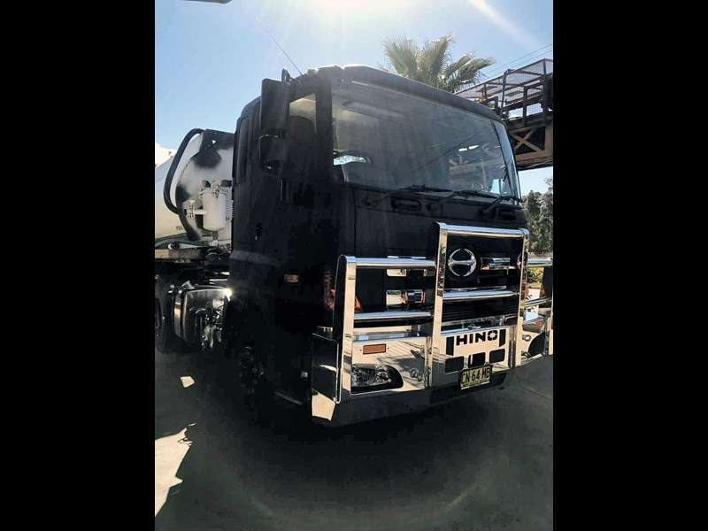 2017 HINO 700 SERIES - SS 2848 AMT for sale