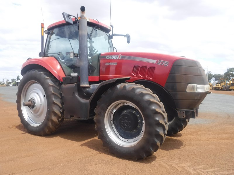 case mx 275 fwa tractor 683296 001
