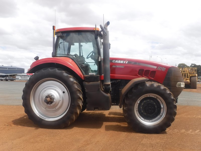 case mx 275 fwa tractor 683296 007