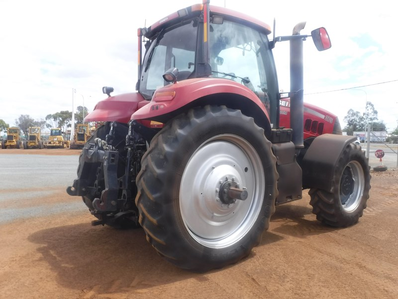 case mx 275 fwa tractor 683296 009