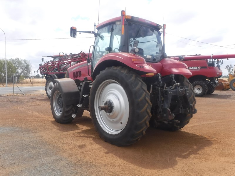case mx 275 fwa tractor 683296 011