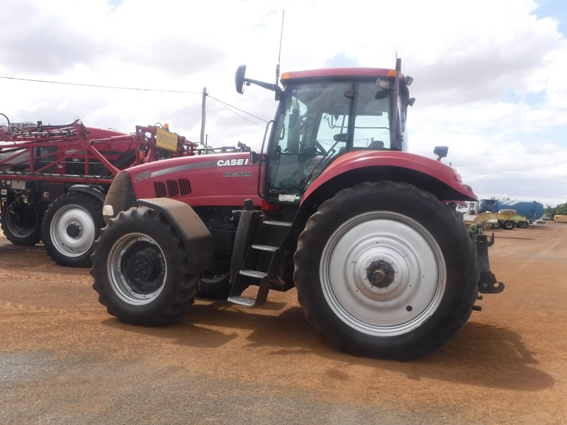 case mx 275 fwa tractor 683296 013